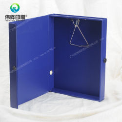 Plastic / Pp / Pvc Printing Packaging Gift Box / Folder / Stationery