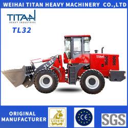 Zl32 3.2T China hidráulicos pesados Frente do Trator carregadora de rodas o equipamento de construção