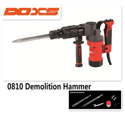 Martelo de percussão 0810 Disjuntor Rotativo furadeira de impacto Power Tools