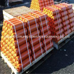 L'exportation prix bon marché de l'acier/PEHD /tendeur du convoyeur d'impact en plastique/ convoyeur