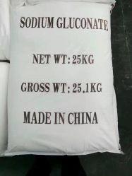 Chemische Additive für Betonsodium Gluconat 99,9 %