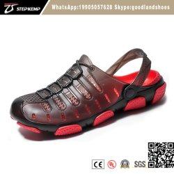 Новые моды летом пляж сандалии сад обувь для мужчин Exs-5163