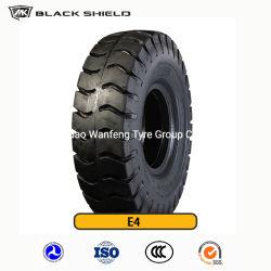 En la carretera OTR neumáticos puerto E4 18.00-25 16.00-25 Tamaño 14.00-25 Bais neumáticos OTR
