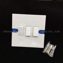 La baquelita 3 módulos de cobre de 1 o 2 vías de contacto (305)