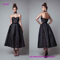 Черное платье Princess вечера lhbim