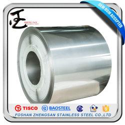 Preço competitivo Grau 304 201 Bobina de Aço Inoxidável