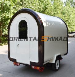 Hot Sale Cuisine Mobile de cuisson des aliments Hamburger du chariot