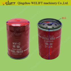 예비 부품 연료 필터 Cx0710 디젤 엔진 연료 필터 6102-Cx0710
