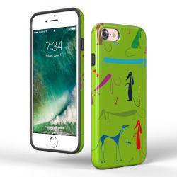 Téléphone mobile de dessin animé personnalisé Étui pour iPhone 8