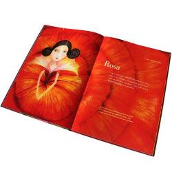 싼 패션 재활용 풀 컬러 사용자 정의 인쇄 엣지 회사 도매 의류 카탈로그