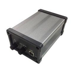 2.5W Professional Audio DSP Mini USB carte son avec sortie casque intégrée pour studio