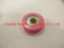 Cuscinetto a sfere miniatura del acciaio al carbonio 625zz del portello di plastica di nylon della mobilia