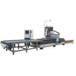 up&Downのロード・テーブルと切り分ける3D CNCの木製のルーター