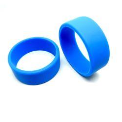 Wasserdichter 13.56MHz MIFARE klassischer EV1 1K 4K Wristband Armband RFID der Hotel-Rücksortierung-Gymnastikeignung NFC Silikon