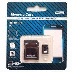 Großhandelsqualität 4GB 8GB 16GB 32GB 64GB 128GB 256GB Mini-Ableiter-codierte Karte mit Kategorie 10