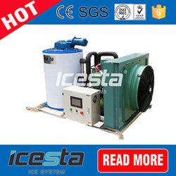 3t máquina comercial Bloc Ice maker para África Occidental