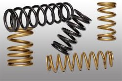 Commerce de gros de cuivre en spirale conique de compression de ressort électronique