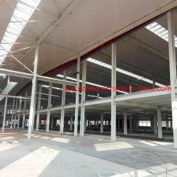 Cortile esterno normale usato vendita calda del parcheggio dell'automobile del tetto del metallo