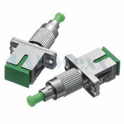 Sm Оптоволоконный FC для женщин Sc мужской гибридный адаптер переменного тока