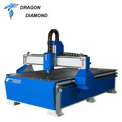 Machine CNC ACP plaque en aluminium de coupe de bois MDF PVC mousse métallique de pierre acrylique
