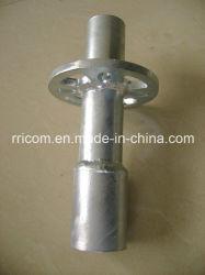 Collier Gavanized démarrer ou de la base d'Échafaudage Ringlock Accessoires