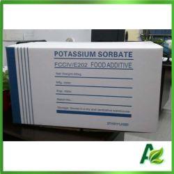 Sorbate de potássio da fonte da fábrica da alta qualidade, amostra da sustentação
