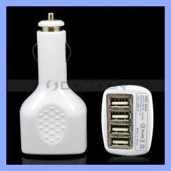 4 USB Univesal Carregador para automóvel USB para Tablet móvel o carregador de viagem