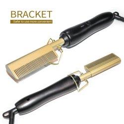 Портативный для завивки волос автоматическая 360 для завивки волос Термозащитное гребень