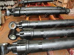 Cilindro idraulico dello sbarramento dell'escavatore standard del trattore a cingoli (CAT 777)