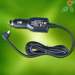 Chargeur de voiture avec Micro USB, adaptateur de chargeur de voiture (NR8013)