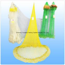 Monofilamento di nylon ad alta intensità e rete da imbrocco completata Multifilament della rete da pesca