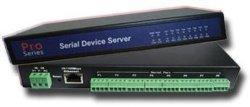 8 port Ethernet de série du module de conversion de périphérique WiFi serveur périphérique série de commutateurs Ethernet industriel