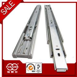 45mm Weich-Closing volle Extensions-Kugellager-Fach-Plättchen