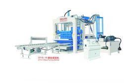 Bloc hydraulique entièrement automatique machine Ligne Productio Qt10-15