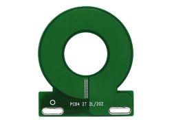 6개 Oz 구리 Cu를 가진 격판덮개 변압기 전력 공급 널을%s 두 배 측 PCB