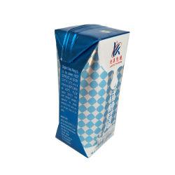 200ml Prisma brique carton aseptique pour le lait