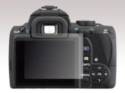キャノン550d (LC-0112)のためのカメラLCDスクリーンの保護装置か保護