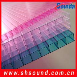 Feuille de polycarbonate coloré de haute qualité (GK-PF065-125)