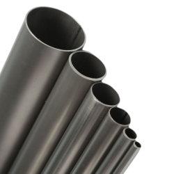 Китай на заводе авиации категория 1 gr2 Gr12 трубы 0.3-2.0мм толщина стенки титана металлической трубы цена