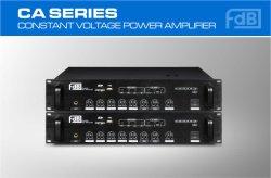 Amplificateur de tension constante de haute qualité Système de sonorisation 1500W