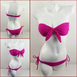 Qualitäts-junges Mädchen-Bikini-Auffüllen