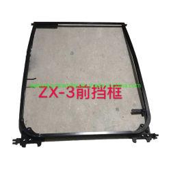 Excavadora de alta calidad de parte del cristal del parabrisas (Hitachi ZAX-3)