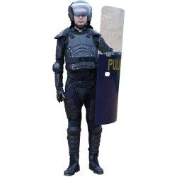 Corps de police Le Protecteur anti-émeute costume avec la résistance au feu