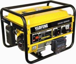 2000 Вт портативный источник питания бензиновый генератор с EPA и CARB CE Сертификат (YFGC Soncap2500E1)
