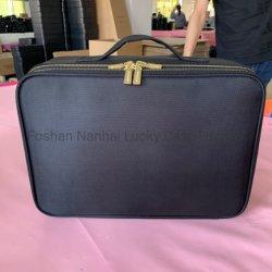 Oxford Travel Makeup Bag EVA Makeup Train Case