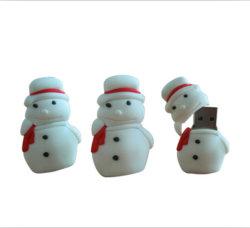 Weihnachtsgeschenk Snowman USB Flash Memory