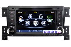 鈴木Grand Vitaraのための車Stereo GPS DVD Player