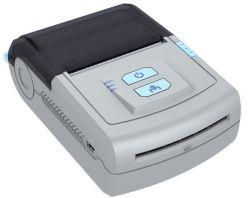 Черный и белый портативный Термопринтер с интерфейсом Bluetooth (WH-M07)
