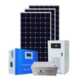 Une grande efficacité 20kw 20kVA Puissance Solaire système 20kwh Solaire Système de chauffage central