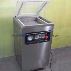 Granos de café Máquina de embalaje vacío/máquina de café de la junta de vacío